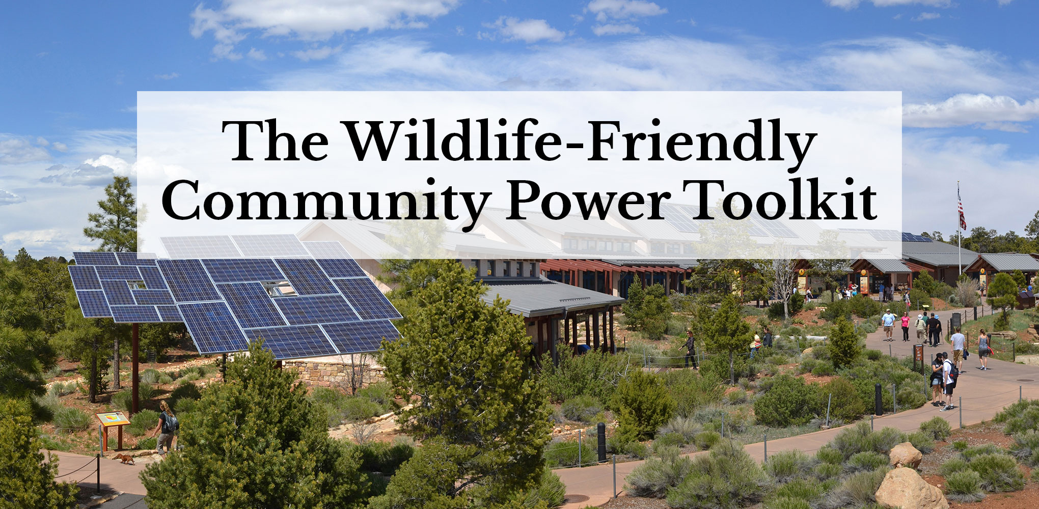 The Wildlife-Friendly Community Power Toolkit